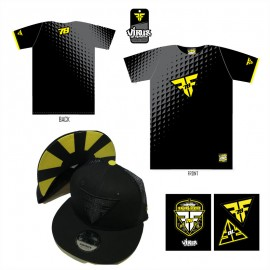 PACK Freddy Foray Homme Casquette Noire