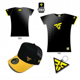 PACK Freddy Foray Femme Casquette Jaune