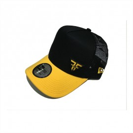 Casquette New Era Freddy Foray Jaune