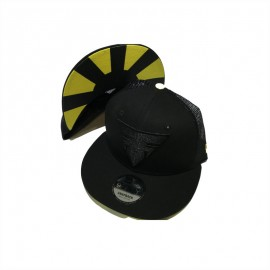 Cap New Era Freddy Foray Black